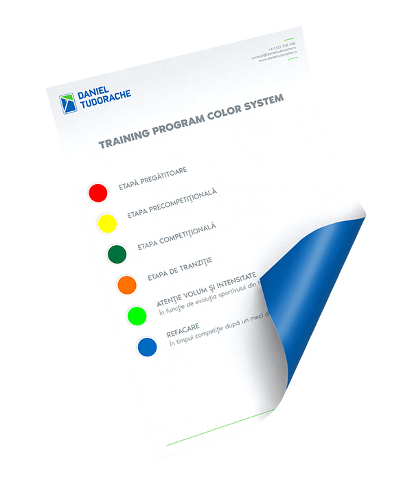 color system Daniel Tudorache