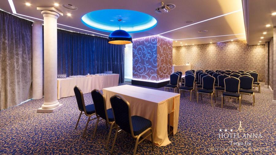 Sala Conferinte - HOTEL ANNA Targu Jiu
